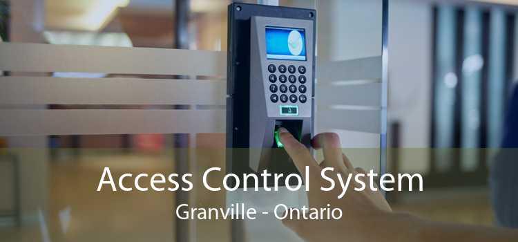 Access Control System Granville - Ontario