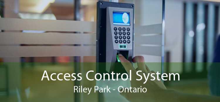 Access Control System Riley Park - Ontario