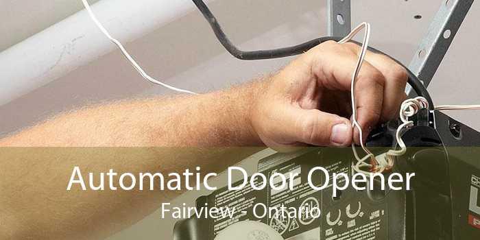 Automatic Door Opener Fairview - Ontario