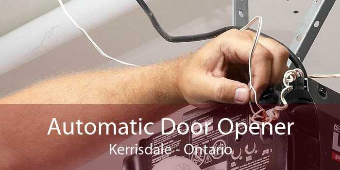 Automatic Door Opener Kerrisdale - Ontario