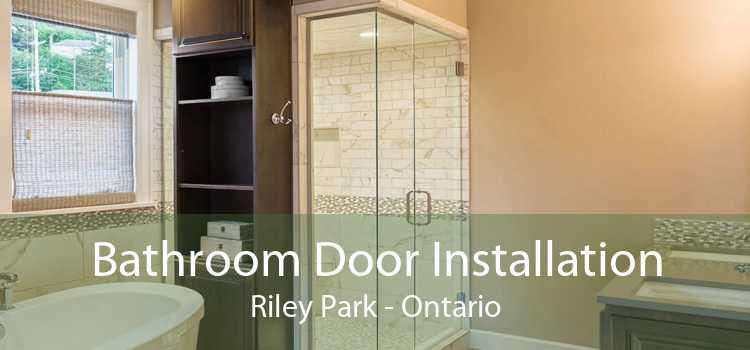 Bathroom Door Installation Riley Park - Ontario