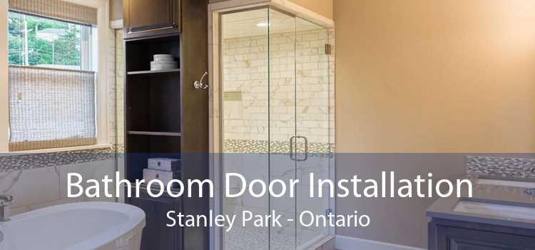 Bathroom Door Installation Stanley Park - Ontario