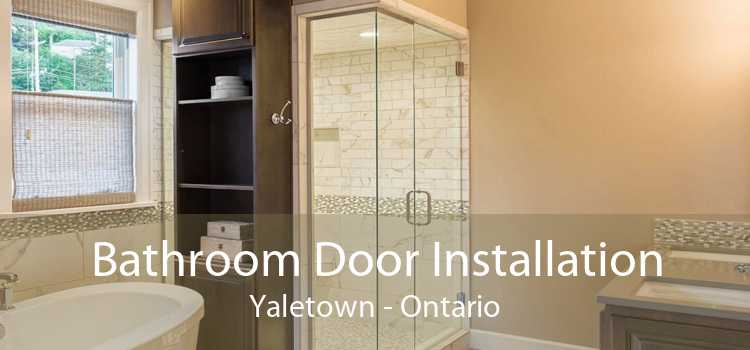 Bathroom Door Installation Yaletown - Ontario