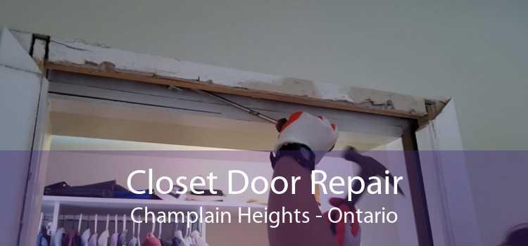 Closet Door Repair Champlain Heights - Ontario