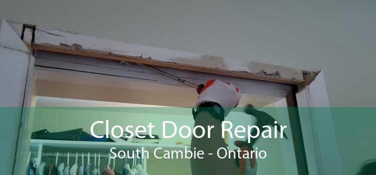 Closet Door Repair South Cambie - Ontario
