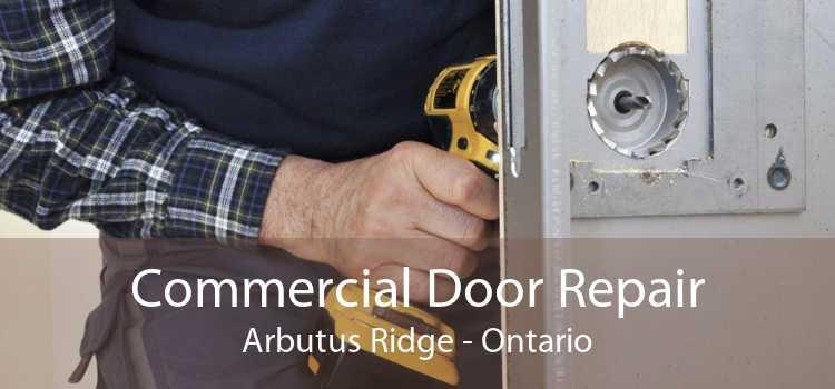 Commercial Door Repair Arbutus Ridge - Ontario