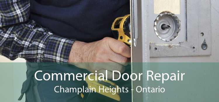 Commercial Door Repair Champlain Heights - Ontario