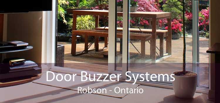 Door Buzzer Systems Robson - Ontario