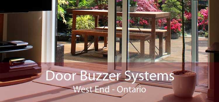 Door Buzzer Systems West End - Ontario