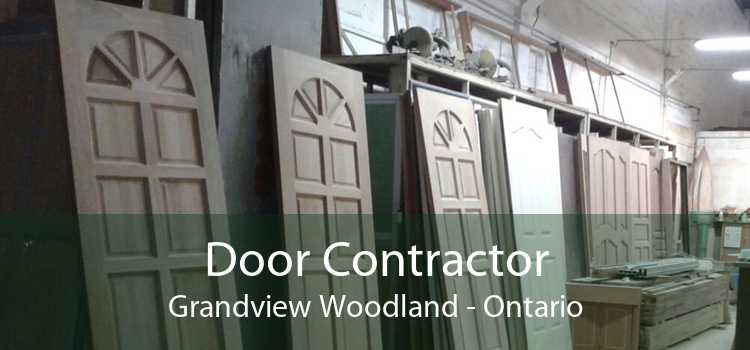 Door Contractor Grandview Woodland - Ontario