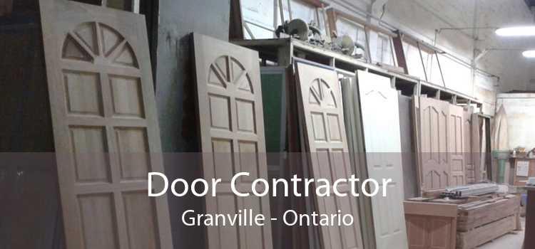 Door Contractor Granville - Ontario
