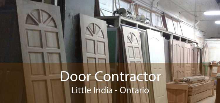 Door Contractor Little India - Ontario