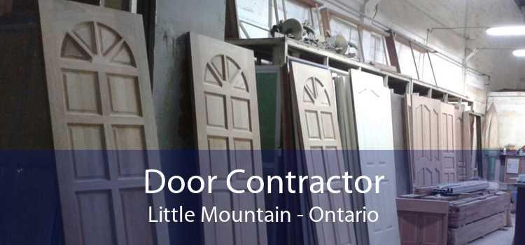 Door Contractor Little Mountain - Ontario