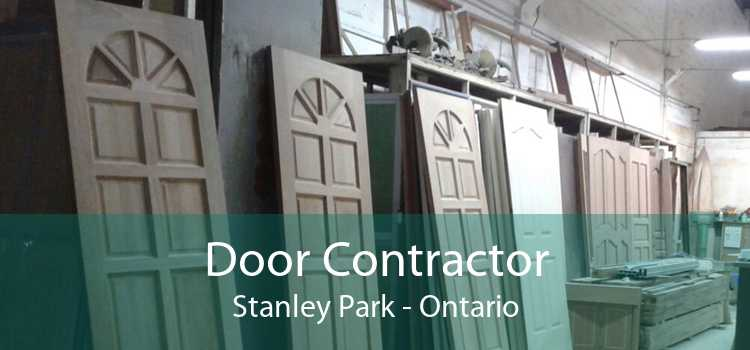 Door Contractor Stanley Park - Ontario
