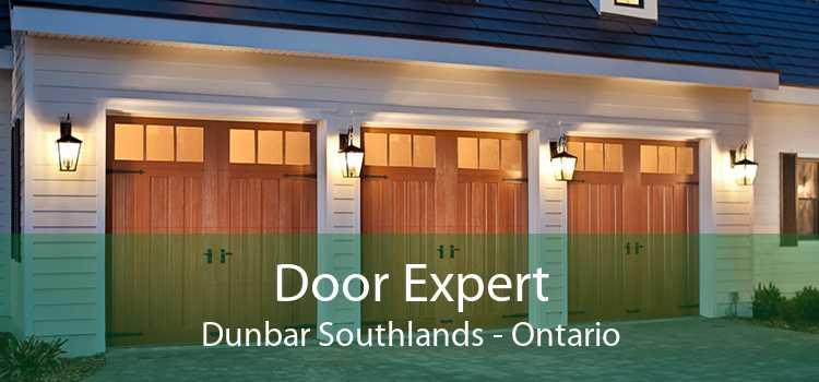 Door Expert Dunbar Southlands - Ontario