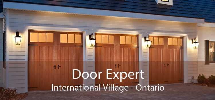 Door Expert International Village - Ontario