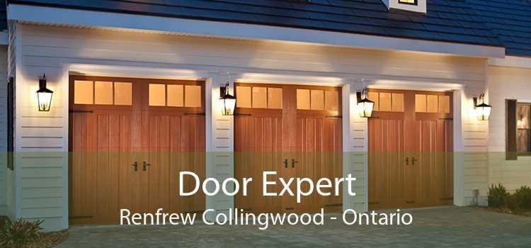 Door Expert Renfrew Collingwood - Ontario