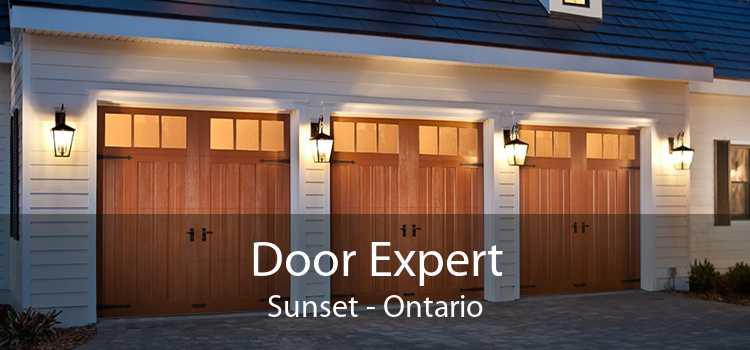 Door Expert Sunset - Ontario