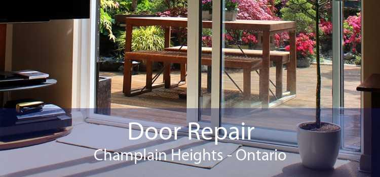 Door Repair Champlain Heights - Ontario