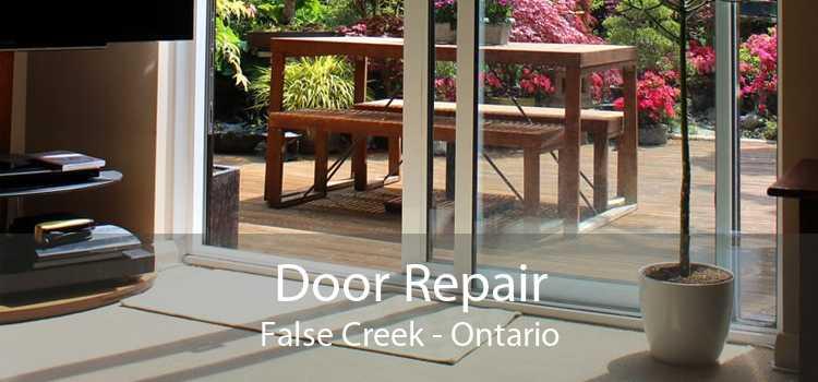 Door Repair False Creek - Ontario