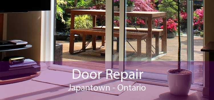 Door Repair Japantown - Ontario