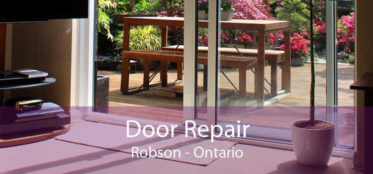 Door Repair Robson - Ontario