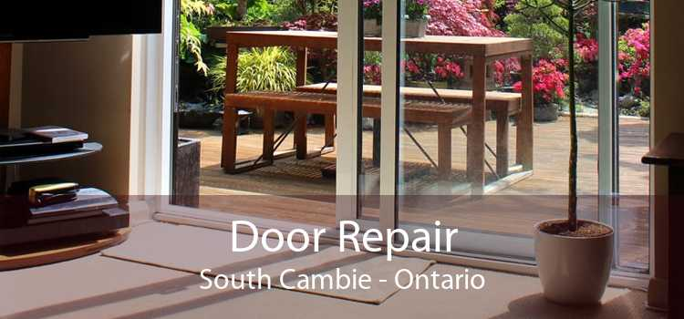 Door Repair South Cambie - Ontario