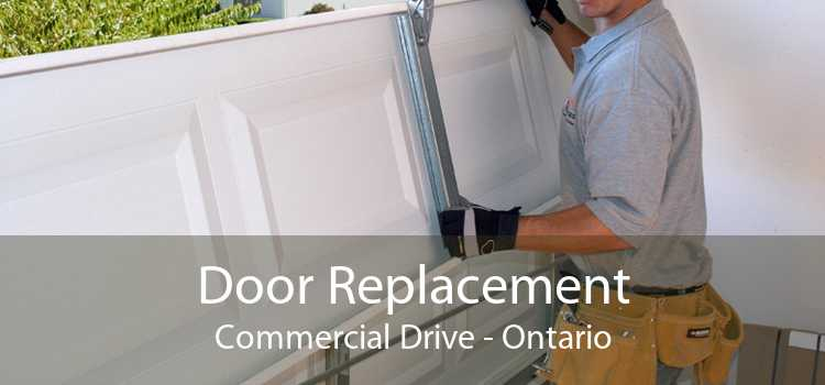 Door Replacement Commercial Drive - Ontario