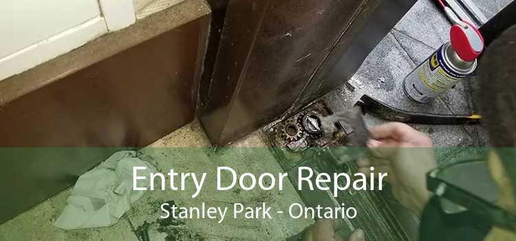 Entry Door Repair Stanley Park - Ontario