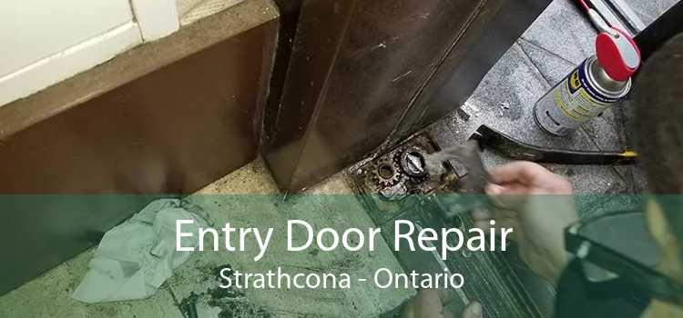 Entry Door Repair Strathcona - Ontario