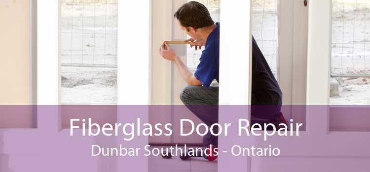 Fiberglass Door Repair Dunbar Southlands - Ontario