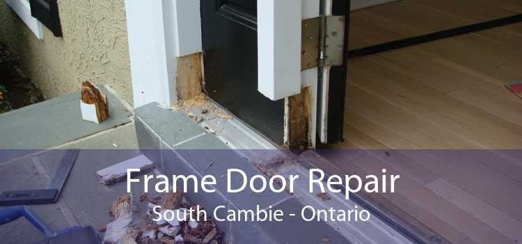 Frame Door Repair South Cambie - Ontario