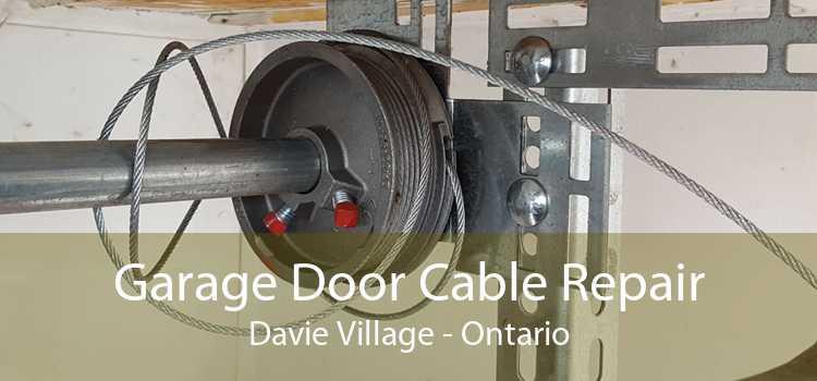 Garage Door Cable Repair Davie Village - Ontario