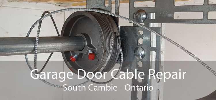 Garage Door Cable Repair South Cambie - Ontario