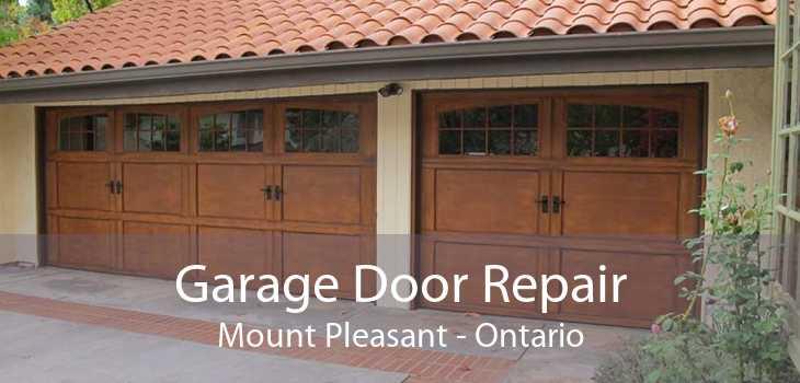 Garage Door Repair Mount Pleasant - Ontario
