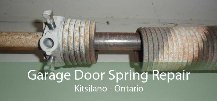 Garage Door Spring Repair Kitsilano - Ontario