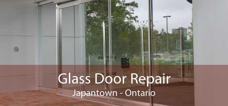 Glass Door Repair Japantown - Ontario