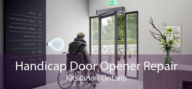 Handicap Door Opener Repair Kitsilano - Ontario