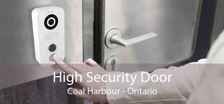 High Security Door Coal Harbour - Ontario