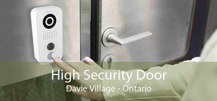 High Security Door Davie Village - Ontario