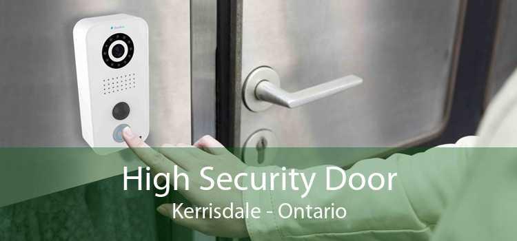 High Security Door Kerrisdale - Ontario