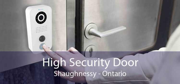 High Security Door Shaughnessy - Ontario