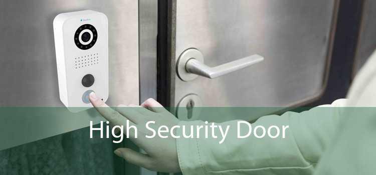 High Security Door