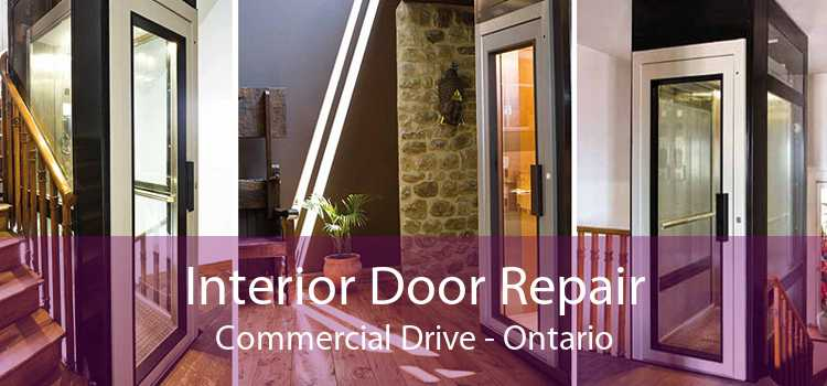 Interior Door Repair Commercial Drive - Ontario