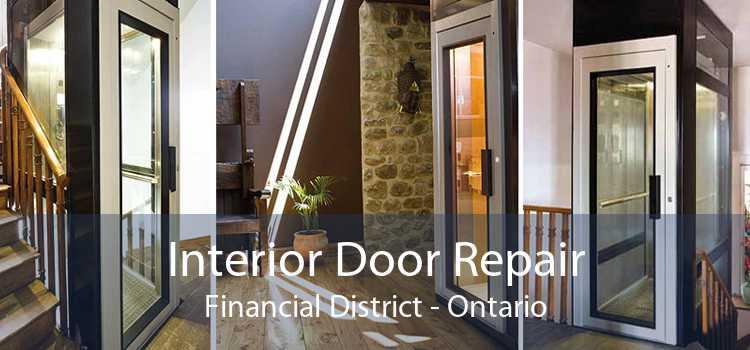 Interior Door Repair Financial District - Ontario