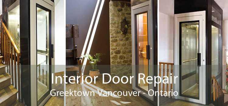 Interior Door Repair Greektown Vancouver - Ontario