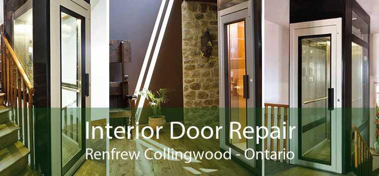 Interior Door Repair Renfrew Collingwood - Ontario