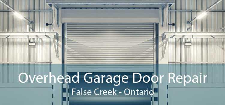 Overhead Garage Door Repair False Creek - Ontario