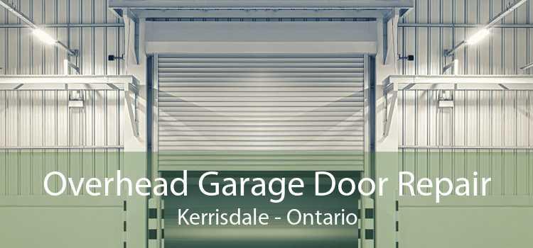 Overhead Garage Door Repair Kerrisdale - Ontario