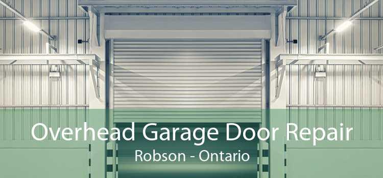 Overhead Garage Door Repair Robson - Ontario